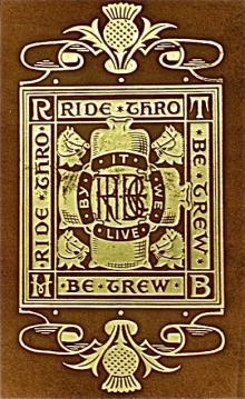 Bruce, Robert Tyndall Hamilton (1847 - 1899) (Stamp 1)