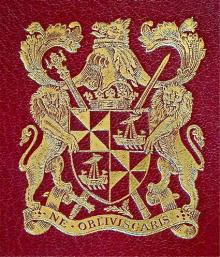 Campbell, Ian Douglas, 11th Duke of Argyll (1903 - 1973) (Stamp 1)