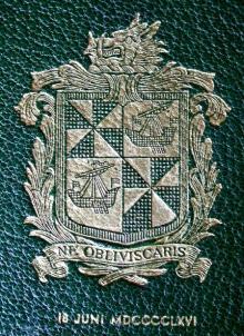 Campbell, Ian Douglas, 11th Duke of Argyll (1903 - 1973) (Stamp 2)
