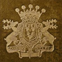 Cavendish, William, 1st Duke Devonshire (1641 - 1707) (Stamp v008)