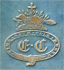 Coleridge, E (Stamp 1)