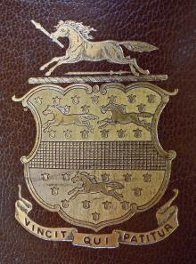 Colt, Samuel (1814 - 1862) (Stamp 1)
