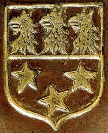 Cory, Thomas (1656)  (Stamp 1)