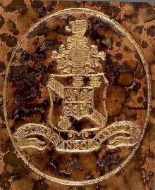 Cottrell-Dormer, Clement, Sir (1686-1758)  (Stamp 1)