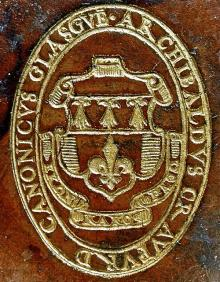 Craufurd, Archibald (1513-1593)  (Stamp 1)