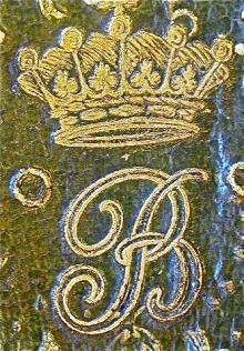 Cust, John, 1st Earl Brownlow  (1779 - 1853) (Stamp 2)