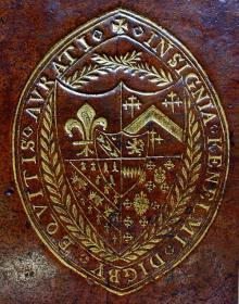 Digby, Kenelm, Sir (1603 - 1665) (Stamp 1)