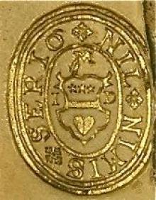 Douglas, James (Stamp 6)