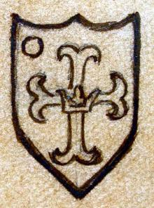 Dugdale, William, Sir (1605 - 1686) (Stamp 1)