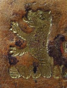 Dury, Alexander (Stamp 1)