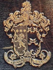 Fairlie, John (1799 - 1885) (Stamp 1)