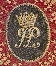 Fermor, Henrietta Louisa, Countess of Pomfret (1698-1761)  (Stamp 6)