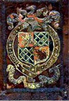 Fitzalan, Henry, 19th Earl of Arundel (1512 - 1580) (Stamp 1)