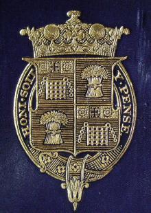 Grosvenor, Hugh Lupus, 1st Duke of Westminster  (1825 - 1899) (Stamp 2)