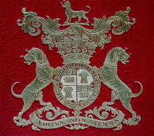 Grosvenor, Hugh Lupus, 1st Duke of Westminster  (1825 - 1899) (Stamp 3)