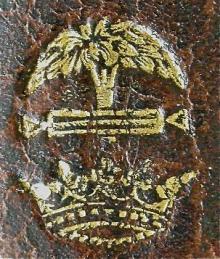 Hamilton, Charles (1704 - 1786) (Stamp 1)