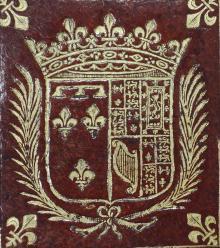Henrietta Anna (1644 - 1670) (Stamp 1)