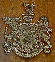 Herbert, Henry William, 1st Earl of Carnarvon (1741 - 1811) (Stamp 1)