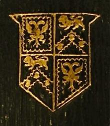 Hoare, Richard Colt, Sir, 2nd Baronet, of Barn Elms (1758 - 1838) (Stamp 2)