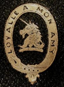Holdforth, Walter (1825-1882)  (Stamp 1)