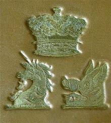 Innes-Ker, Henry John, 8th Duke of Roxburghe (1876 - 1932) (Stamp 1)