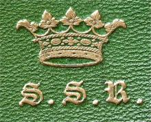 Innes-Ker, Susanna Stephania, Duchess of Roxburghe (1814 - 1895) (Stamp 1)