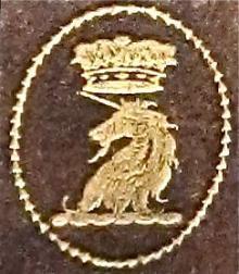 Ker, John, 3rd Duke of Roxburghe (1740 - 1804) (Stamp 7)