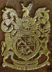 Kerr, Robert, Earl of Somerset (1587 - 1645) (Stamp 1)