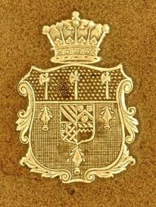 King-Noel, William, 1st Earl of Lovelace (1805 - 1893) (Stamp 2)