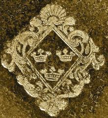 Legh, Elizabeth (Stamp 1)