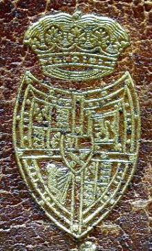 Lennox, Charles, 3rd Duke of Richmond (1735 - 1806) (Stamp 1)