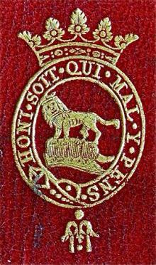 Lennox, Charles, 3rd Duke of Richmond (1735 - 1806) (Stamp 3)