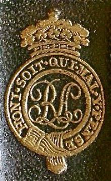 Lennox, Charles Gordon, 5th Duke of Richmond and Lennox  (1791 - 1860) (Stamp 1)