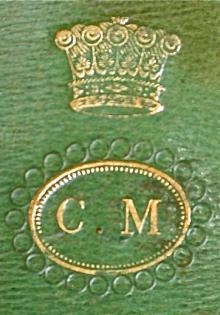 Lennox, Caroline, Duchess of Richmond and Lennox  (1796 - 1874) (Stamp 1)