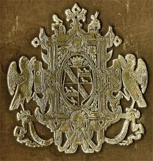 Lumley-Savile, John, 8th Earl of Scarbrough (1788 - 1856) (Stamp 1)