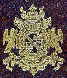 Lumley-Savile, John, 8th Earl of Scarbrough (1788 - 1856) (Stamp 2)