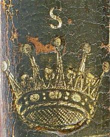 Lyon, John, 4th Earl of Strathmore (1663 - 1712) (Stamp 2)