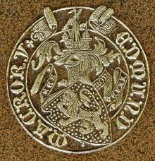 Macrory, Edmund (Stamp 1)