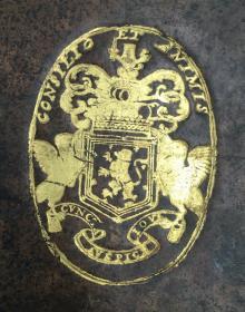 Maitland, John, 1st Earl of Lauderdale (1580-1645)  (Stamp 5)