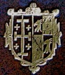 Morton, Thomas, Bishop of Durham (1564 - 1659) (Stamp 1)