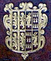 Morton, Thomas, Bishop of Durham (1564 - 1659) (Stamp 2)