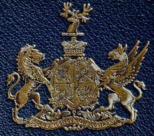 Morgan, Courtenay Charles Evan, 1st Viscount Tredegar (1867 - 1934) (Stamp 1)