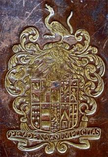 Naunton, Robert, Sir (1563 - 1635) (Stamp 2)