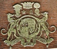 Pelham-Clinton, Henry Pelham Archibald Douglas, 7th Duke of Newcastle-under-Lyme  (1864 - 1928) (Stamp 1)