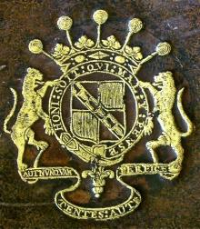 Sackville, Charles, 6th Earl of Dorset  (1638 - 1706) (Stamp 1)