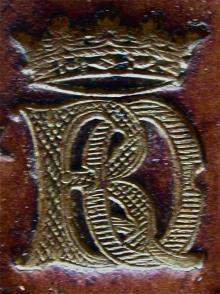Scott, Charles William Henry Montagu Douglas, 4th Duke of Buccleuch  (1772 - 1819) (Stamp 7)