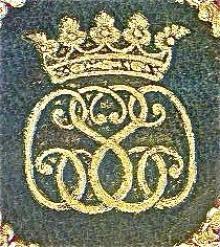 Seymour, Charlotte, Duchess of Somerset (Stamp 1)