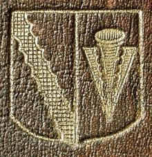 Sidney Sussex College Cambridge (Stamp 4)