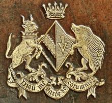 Sidney Sussex College Cambridge (Stamp 1)