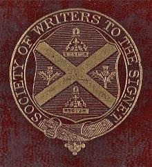 Signet Library Edinburgh (Stamp 7)